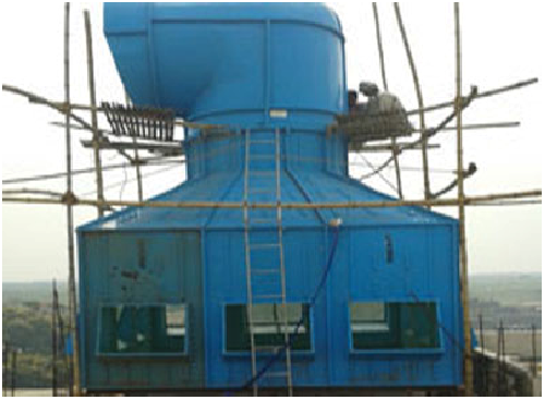 FRP Cooling Towers in Magadh Industries, Patna